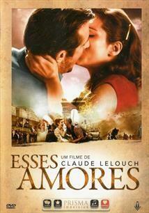 ESSES AMORES - DVD