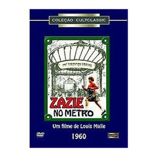 ZAZIE NO METRO - DVD