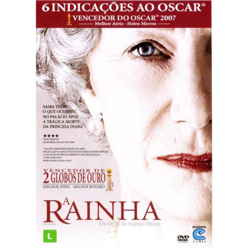 A RAINHA - DVD