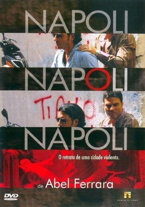 NAPOLI NAPOLI NAPOLI - DVD