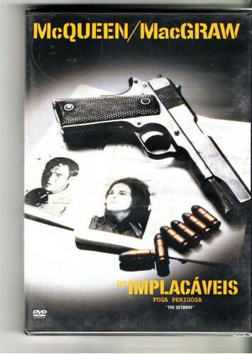 OS IMPLACAVEIS - DVD