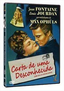 CARTA DE UM DESCONHECIDA - DVD