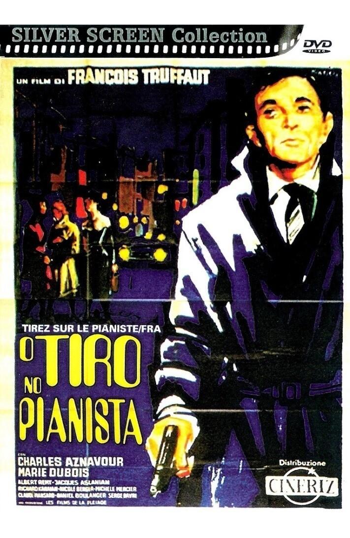 ATIREM NO PIANISTA - DVD