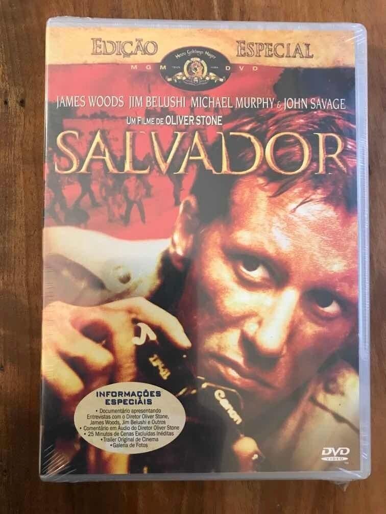 SALVADOR - DVD