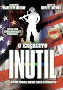 O EXERCITO INUTIL - DVD