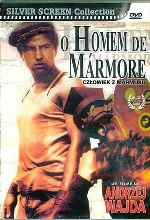 O HOMEM DE MARMORE - DVD