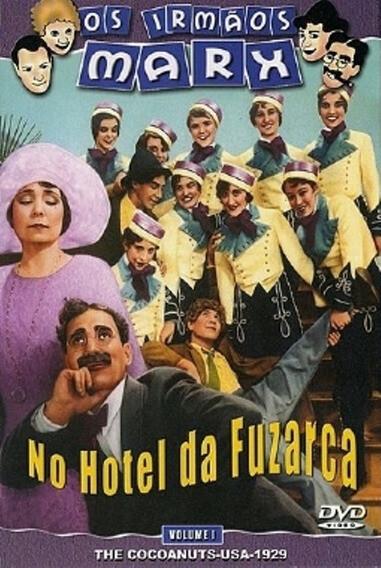 NO HOTEL DA FUZARCA - DVD