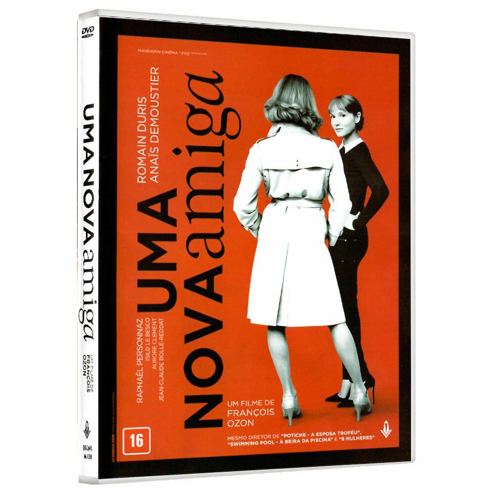 UMA NOVA AMIGA - DVD