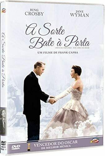 A SORTE BATE A PORTA - DVD