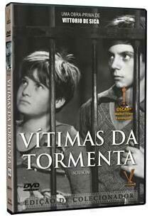 VITIMAS DA TORMENTA - DVD