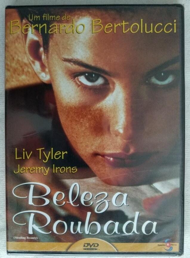 BELEZA ROUBADA - DVD