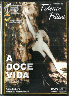 A DOCE VIDA - DVD