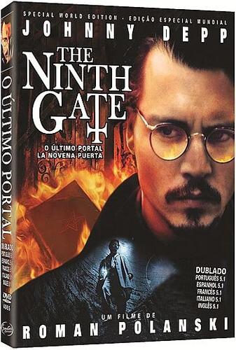 O ULTIMO PORTAL - DVD