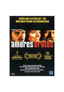 AMORES BRUTOS - DVD