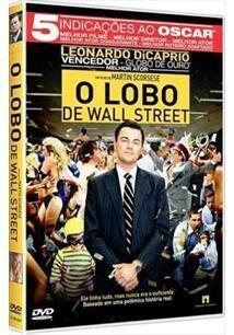 O LOBO DE WALL STREET - DVD