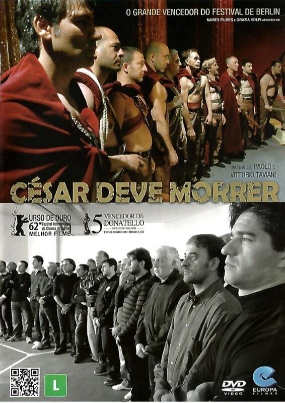 CESAR DEVE MORRER - DVD
