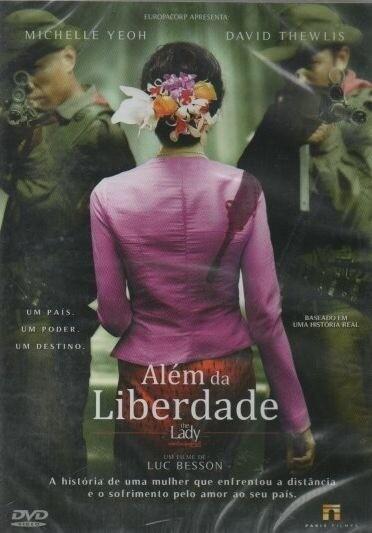 ALEM DA LIBERDADE - DVD