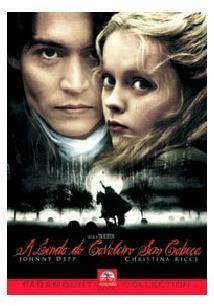 A LENDA DO CAVALEIRO SEM CABECA - DVD