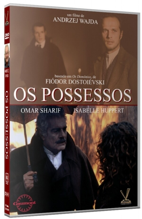 OS POSSESSOS - DVD
