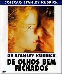DE OLHOS BEM FECHADOS - DVD