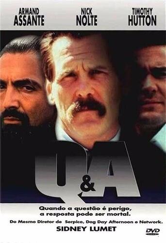 Q E A - SEM LEI, SEM JUSTICA - DVD