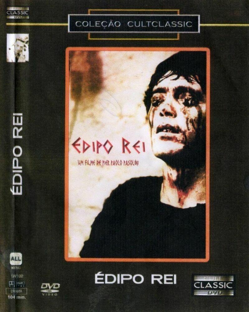 EDIPO REI - DVD