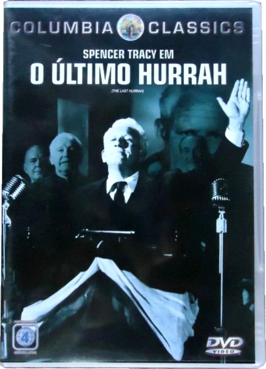 O ULTIMO HURRAH - DVD