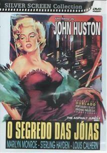 O SEGREDO DAS JOIAS - DVD