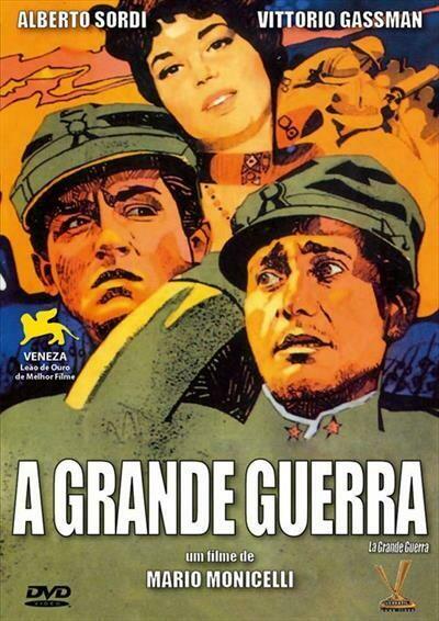 A GRANDE GUERRA - DVD