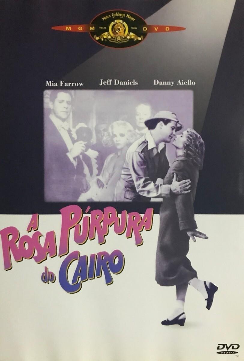 A ROSA PURPURA DO CAIRO - DVD