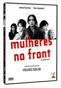 MULHERES NO FRONT - DVD