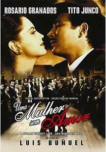 UMA MULHER SEM AMOR - DVD