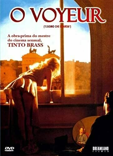 O VOYEUR - DVD