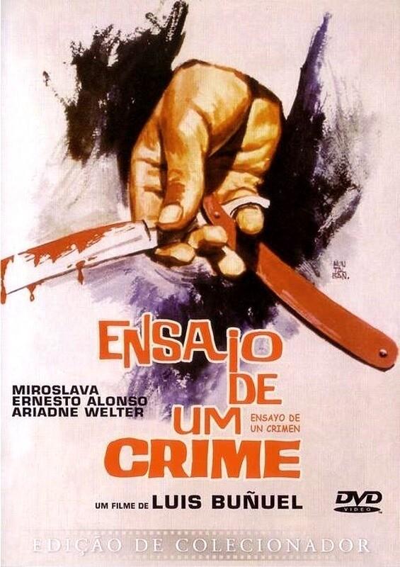 ENSAIO DE UM CRIME - DVD