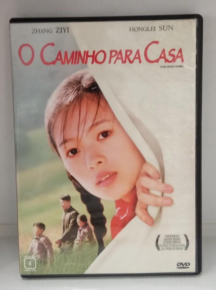O CAMINHO PARA A CASA - DVD