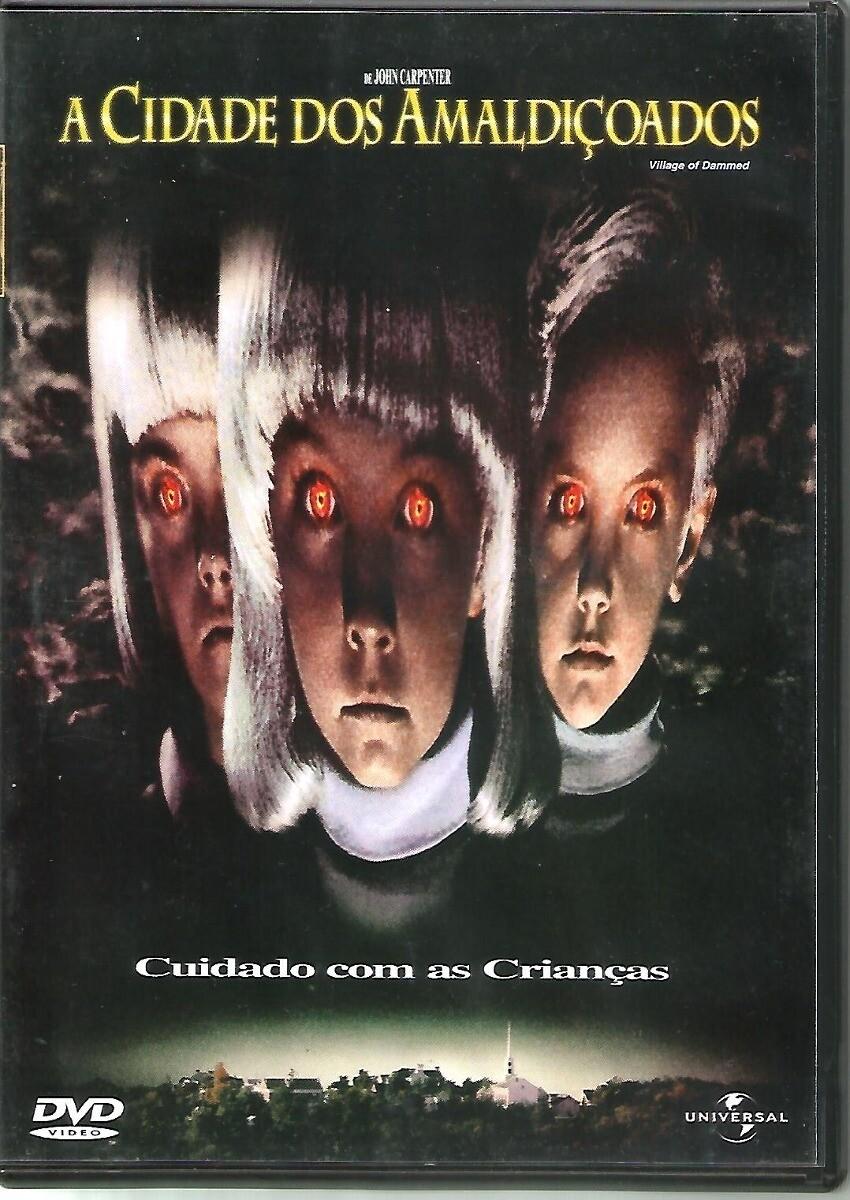 A CIDADE DOS ALMADICOADOS - DVD