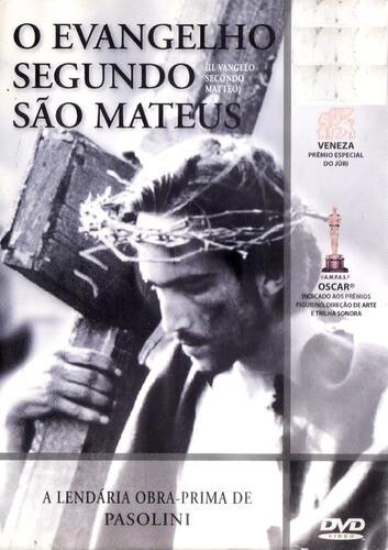 O EVANGELHO SEGUNDO SAO MATEUS - DVD