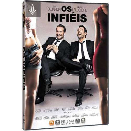 OS INFIEIS - DVD