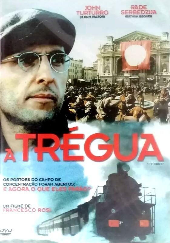 A TREGUA - DVD