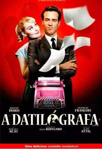 A DATILOGRAFA - DVD