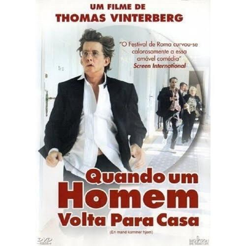 QUANDO UM HOMEM VOLTA PARA A CASA - DVD