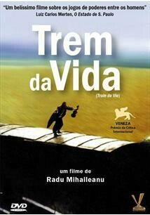 TREM DA VIDA - DVD