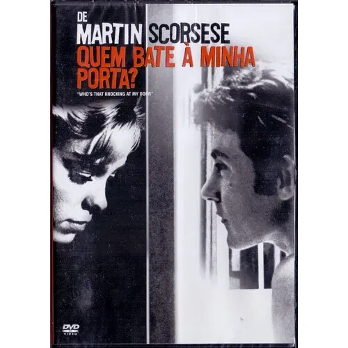 QUEM BATE A MINHA PORTA? - DVD