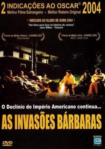 AS INVASOES BARBARAS - DVD
