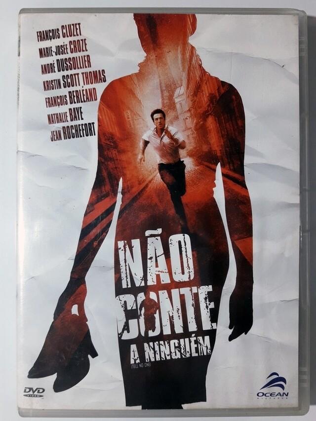 NAO CONTE A NINGUEM - DVD
