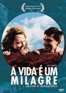 A VIDA E UM MILAGRE - DVD