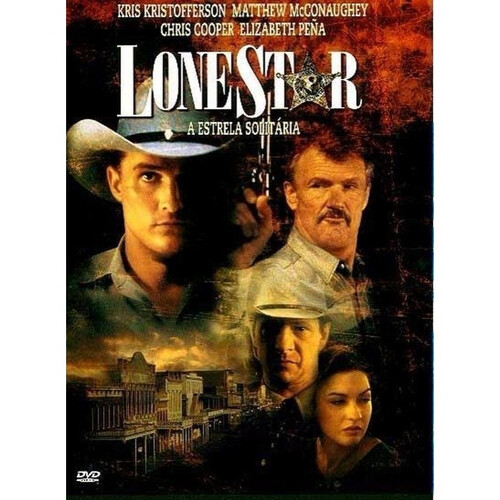 LONE STAR - A ESTRELA SOLITARIA - DVD
