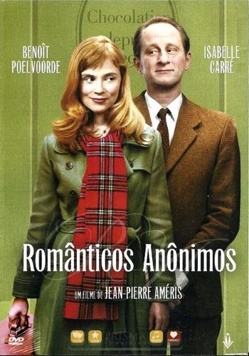 ROMANTICOS ANONIMOS - DVD