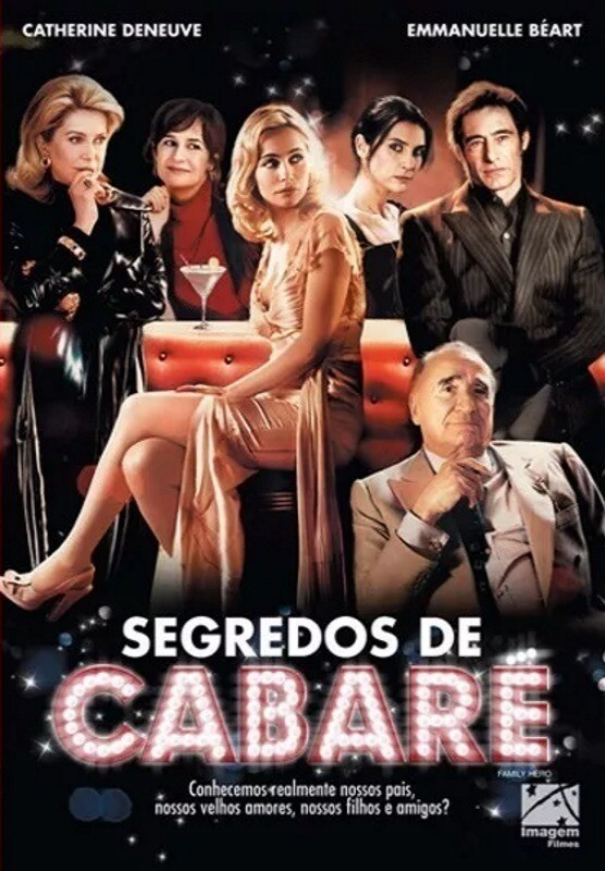 SEGREDOS DO CABARE - DVD