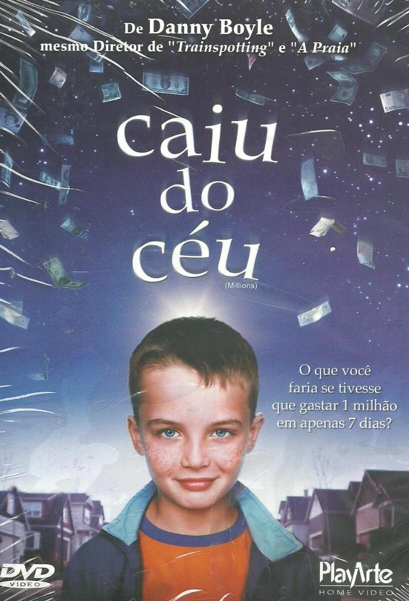 CAIU DO CEU - DVD